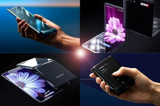 Samsung Galaxy Z Flip Harga Dan Spesifikasi 9f255