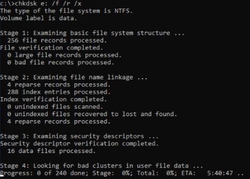 Hard Disk Bad Sector Repair Da8d9