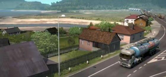 Download Euro Truck Simulator 2 Android 4f4ce