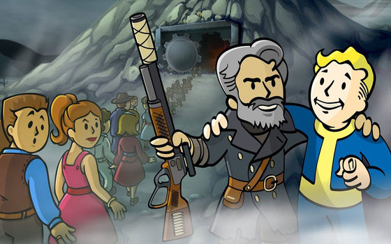 Game Offline Mod Apk Fallout Shelter 58566