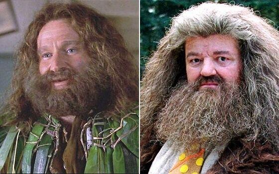 Aktor Yang Hampir Mendapatkan Peran Utama Di Film Harry Potter Robin Williams 46be6