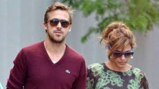 Eva Mendes Dan Ryan Gosling D2096