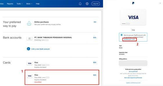 Cara Daftar Paypal Dengan Rekening Bank A2aa7