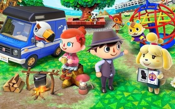 Game Online Perempuan Animal Crossing Pocket Camp 758ba