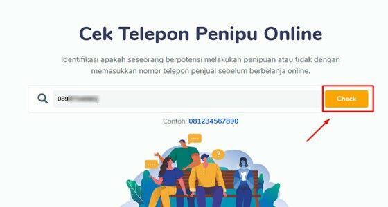 Daftar Nomor Telepon Orang 69fd5