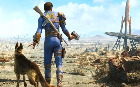 Game Rpg Offline Pc Fallout 4 24c00
