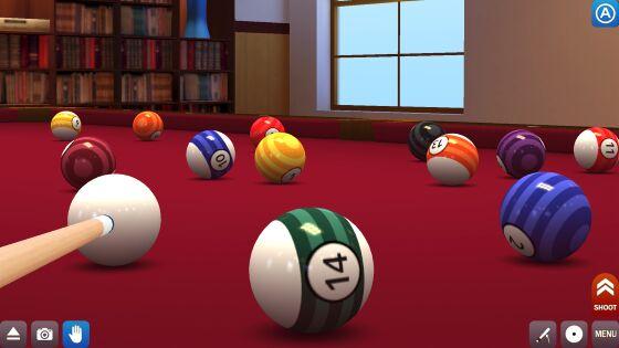 3d Billiard 0b3cc