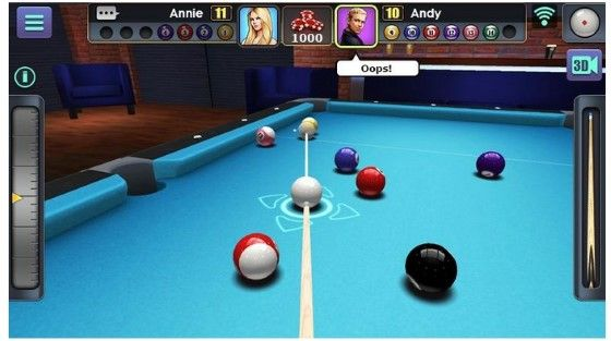 Game Online Billiard 8 Ball 119af