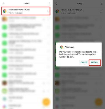 Google Chrome Untuk Android 85f49