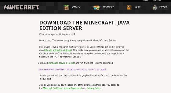 Minecraft Server 1 B7577