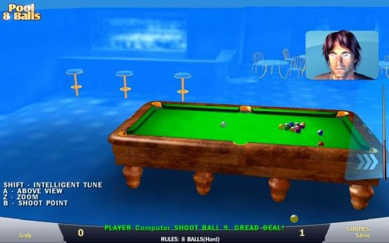 Pool Billiards Pro Aa578