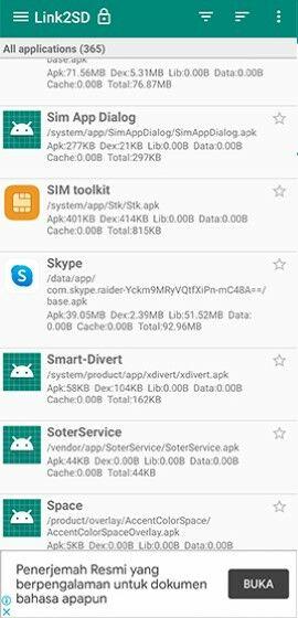 Cara Memindahkan Aplikasi Ke Sd Card B2ebc