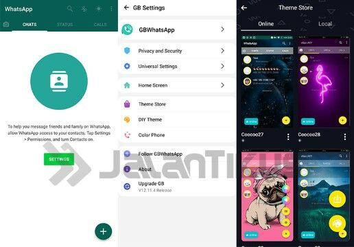 Gb Whatsapp 2020 91a8b