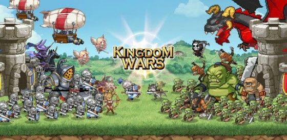 Perang Kerajaan Mod Apk Android B2ede