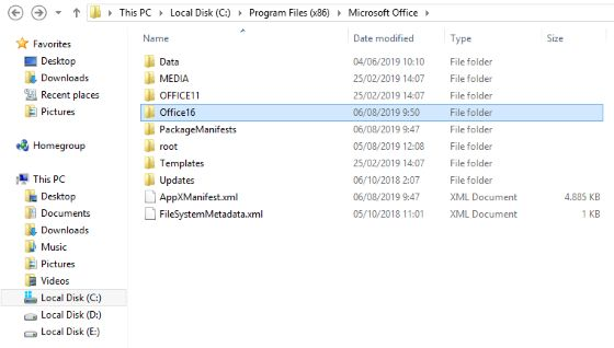 Cara Memperbaiki Microsoft Word Product Activation Failed 2013 Fe985