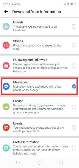 Cara Mengembalikan Pesan Chat Messenger Yang Terhapus D8c27