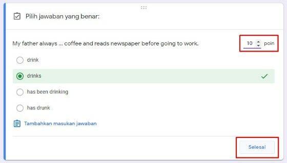 Cara Membuat Soal Dari Google Form 7d941