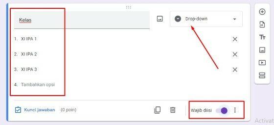 Membuat Soal Di Google Form 96353