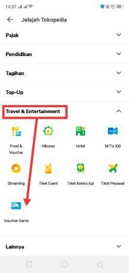 Cara Top Up Google Play Pakai Pulsa F5482