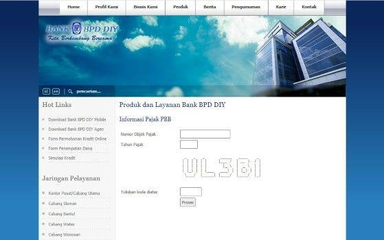 Cara Cek Tagihan Pbb Online Yogyakarta 92d46
