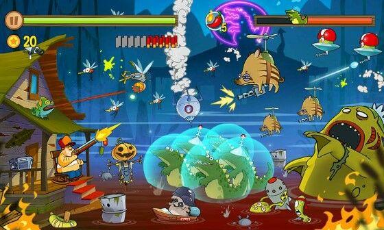 Swamp Attack Mod Apk Revdl 1e220