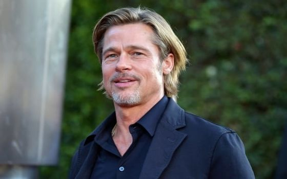 Aktor Ternama Yang Memiliki Kebiasaan Aneh Brad Pitt Deb55