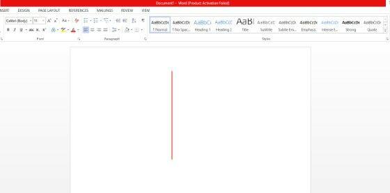 Cara Membuat Garis Vertikal Di Word 246d5