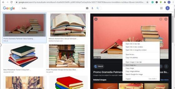 Cara Download Gambar Di Google Langkah 2 68ec7