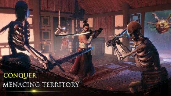 Download Takashi Ninja Warrior Mod Apk B9d79
