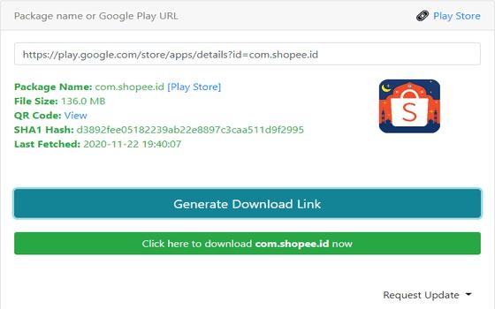 Cara Download Aplikasi Shopee Untuk Laptop Klik Download A4493
