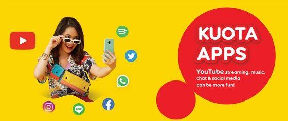 Cara Mengubah Kuota Apps Indosat Menjadi Kuota Utama 1 3befa