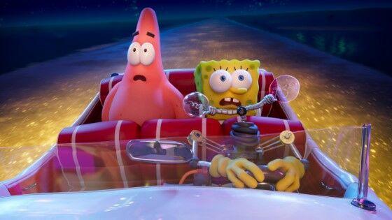 Sponge On The Run Full Movie B01ef