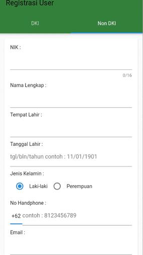 Cara Membuat Kartu Keluarga Online Registrasi 00b8c