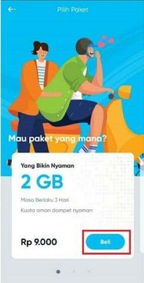 Cara Beli Kartu By U 71852