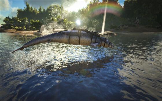 Download Ark Survival Evolved Grafis 3d Yang Realis Da4d3