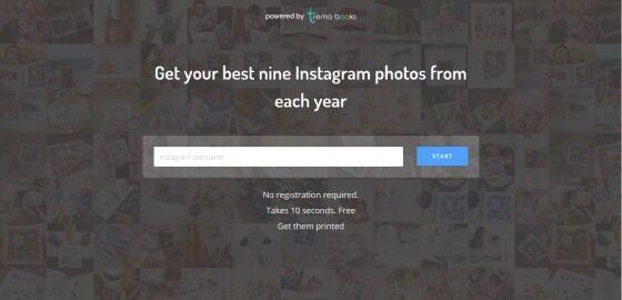 Cara Membuat Best Nine 2020 Instagram Best Nine IG 5c867