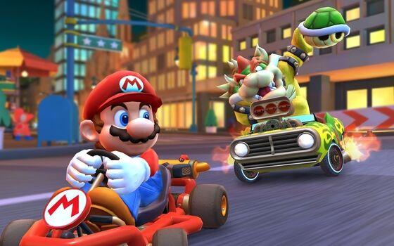 Game Yang Bikin Kamu Mengkhianati Teman Mario Kart E57a4