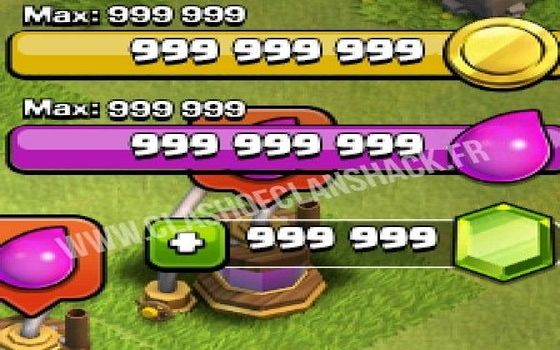 Cheat Coc Unlimited Gems For Coc Prank 779c7