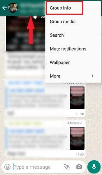 Cara Buat Link Grup Whatsapp 49740