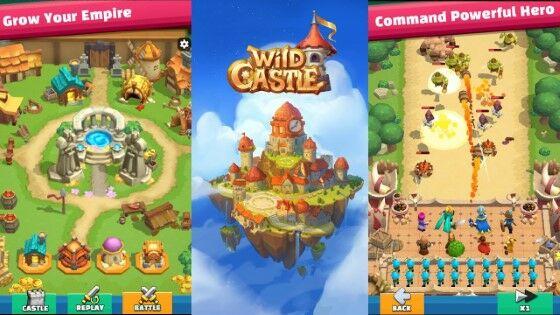 Wild Castle Mod Apk 3242c