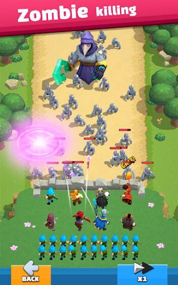 Wild Castle Td Grow Empire Mod Apk Bad7a