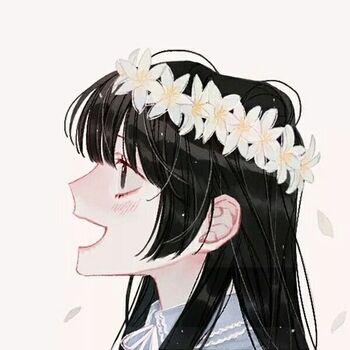 Foto Profil WA Couple Flower Crown 2 2a481