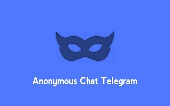 Bot Telegram Yang Berguna Bot Anonymous Chat 46d0f