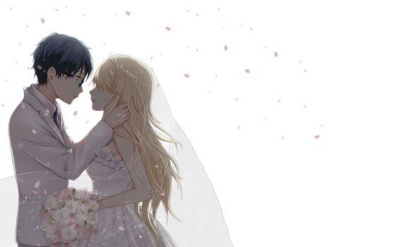 Gambar Anime Couple Romantis Hikaru Nara 3ddfe