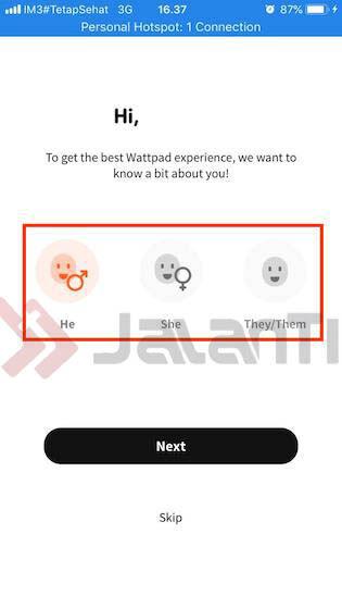 Cara Daftar Wattpad Surel 0ce07