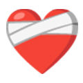 Emoticon Mending Heart 2d019