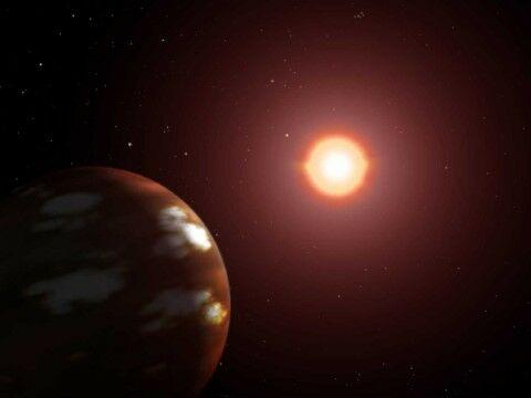 Gliese 436 B 11 081db