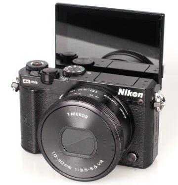 Kamera Mirrorless Murah Dibawah 1 Juta Nikon 1 J5 F5bcf