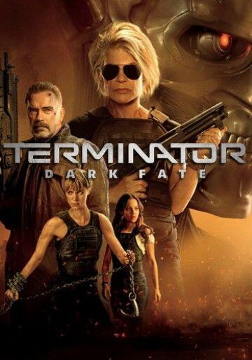 Terminator Dark Fate 2019 Poster 49a60