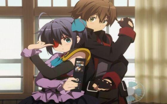 Gambar Anime Couple Keren Riika Aa66c
